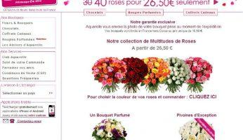 Aquarelle : livraison de fleurs