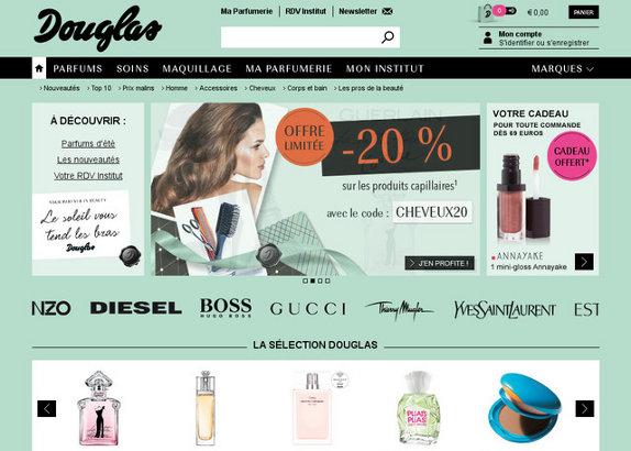 Code promo Parfumerie Douglas – Parfum discount