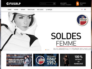 Fusalp : article de ski