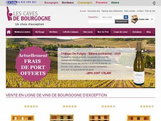 Cavesdebourgogne - Caviste