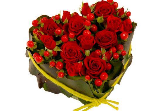 Livraison de fleurs pas cher pour la saint valentin for Livraison fleurs rennes