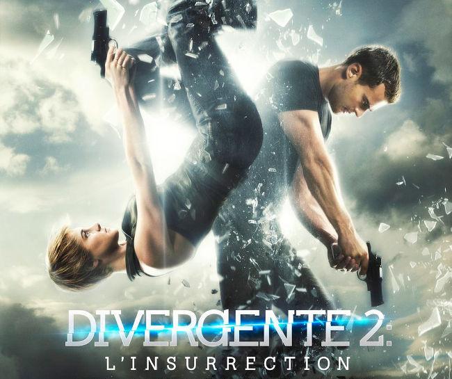 Divergente2 Insurrection - Affiche française