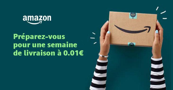 8eeef43767580 Promo Amazon : frais de port à 0.01 € durant 8 jours