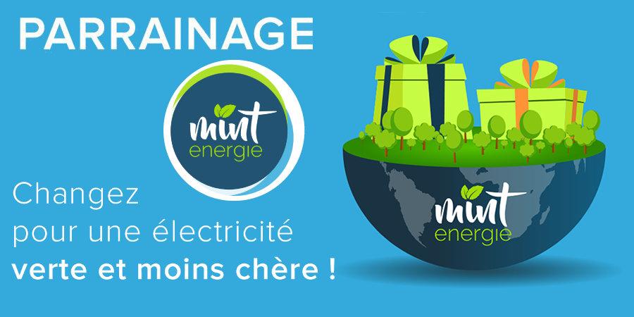 Parrainage Mint Energie (électricité)