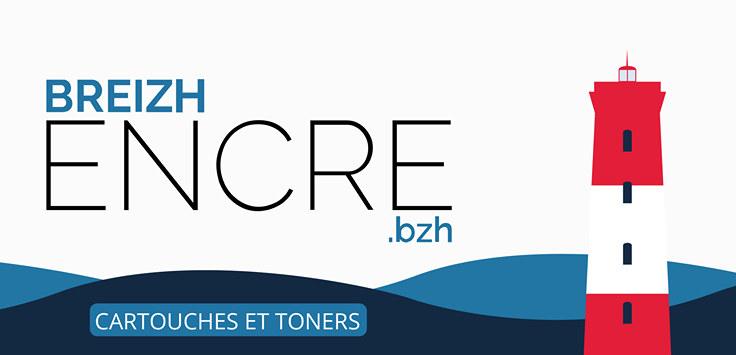 Cartouches rechargées pas cher Breizh Encre