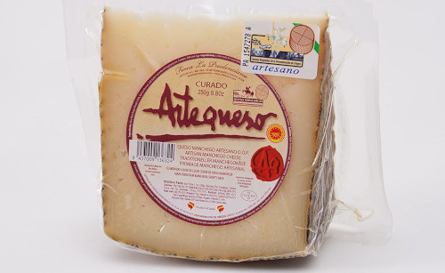 Fromage Brebis Affiné AOC Manchego