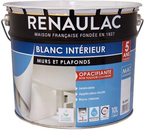 Peinture intérieur Renaulac