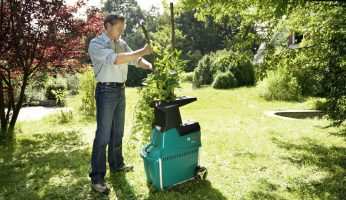 Broyeur de végétaux électriques
